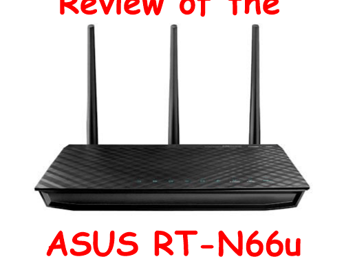 ASUS RT-N66u Router Review
