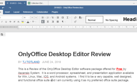 OnlyOffice Free Desktop Editor Review