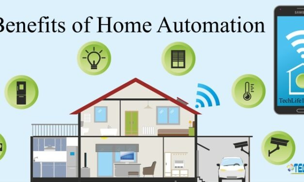 Benefits of Home Automation