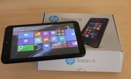 HP Stream 8 Tablet Review