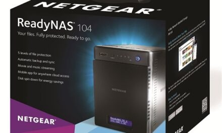 ReadyNAS 104 Review