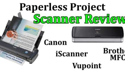 Review of the Canon ImageFORMULA P-215ii Scanner